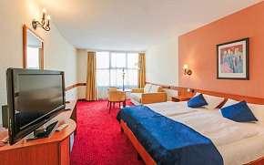 52% Maďarsko: 3-5 denní pobyt pro DVA v Hotelu…