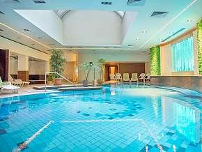 52% Maďarsko: 3 denní wellness pobyt pro DVA v hotelu…