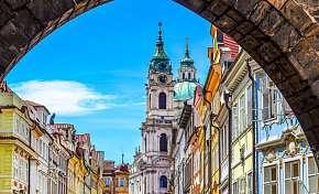 40% Praha: 2-4 denní pobyt pro DVA v hotelu D`Angelo*…
