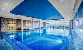 44% Polsko: 3-4 denní wellness pobyt pro DVA v hotelu…