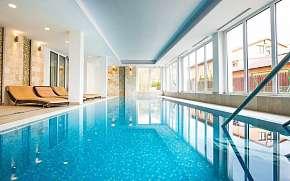 40% Maďarsko: 3-5 denní wellness pobyt v Hotelu…