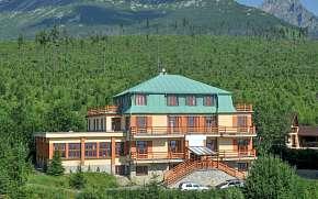 Sleva na pobyt 37% - Vysoké Tatry: 4-6 denní pobyt pro DVA v Miramonti…