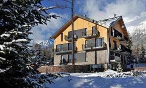 22% Tatry: 3-4 denní pobyt pro DVA v apartmánu Vila…