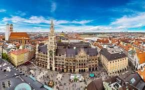 Sleva na pobyt 36% - Německo: 2-4 denní pobyt pro DVA v hotelu A&O München…