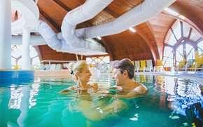 40% Maďarsko: 3-4 denní wellness pobyt v Hotelu Park…