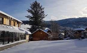 28% Jeseníky: 3-6 denní pobyt pro DVA v horském…