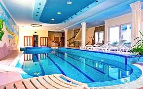 57% Maďarsko: 3-5 denní pobyt pro DVA v Blue Villa…