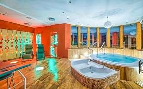 50% Polsko: 3-7 denní wellness pobyt pro DVA v Hotelu…