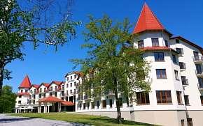 30% Polsko: 3-6 denní wellness pobyt pro DVA v Hotelu…