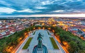 38% Praha: 3-5 denní pobyt pro DVA v A&O Praha Metro…