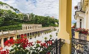 37% Karlovy Vary: 3-4 denní wellness pobyt pro DVA v…