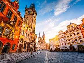 42% Praha: 2 denní pobyt pro DVA v hostelu Brix s…