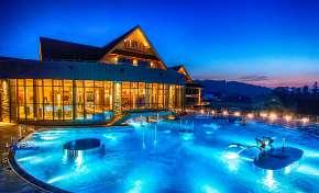 Sleva 29% - Celodenní a večerní vstupy do aquaparku Chocholowskie Termy s možností vstupu do…