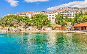 40% Chorvatsko: 4-8 denní pobyt pro DVA v Hotelu…