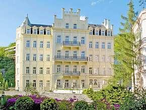 Sleva 28% - Karlovy Vary: 3 denní wellness pobyt pro DVA v hotelu Pavlov **** s polopenzí.