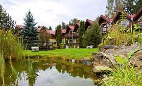 Sleva na pobyt 47% - Slovenský ráj: 3-6 denní pobyt pro DVA v Park Hotelu…