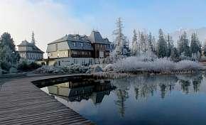 16% Tatry: 3-4 denní wellness pobyt pro DVA v hotelu…