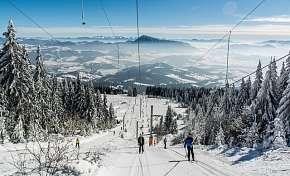 39% Slovensko: 3-4 denní lyžařský pobyt pro DVA v…