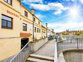 38% Vysočina: 3 denní pobyt pro DVA v hotelu v…