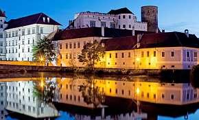 33% Jižní Čechy: 3 denní wellness pobyt pro DVA v…