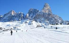 36% Itálie: 4-5 denní lyžařský pobyt pro DVA v Hotelu…