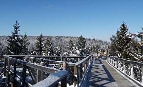 40% Šumava: 3 denní lyžařský pobyt pro DVA v hotelu…