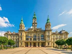 48% Maďarsko: 3 denní wellness pobyt pro DVA v hotelu…
