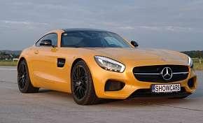 Sleva 71% - Porsche 911 podle Mercedesu: zážitková jízda v supersportu Mercedes Benz AMG GTS V8…