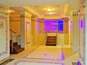 Sleva 26% - Maďarské lázně: 3 denní wellness pobyt pro DVA v hotelu Simbad **** s polopenzí.
