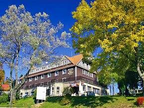 Sleva 40% - Krkonoše: 3 denní wellness pobyt pro DVA ve Spa Hotelu Bílý Hořec*** s polopenzí.