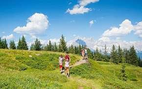 Sleva na pobyt 45% - Rakousko: 3-5 denní pobyt pro DVA v pensionu…