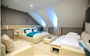 44% Maďarsko: 3-5 denní pobyt pro 1 osobu v Hotelu…