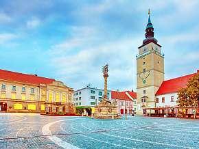 23% Slovensko: 2 denní pobyt pro DVA v příjemném…