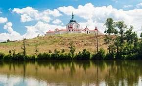 33% Vysočina: 3-6 denní pobyt pro DVA v hotelu…