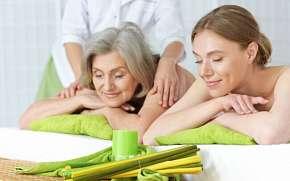 59% Mariánské Lázně: 3 denní wellness pobyt pro DVA v…
