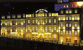 55% Karlovy Vary: 3-4 denní pobyt pro DVA v hotelu…
