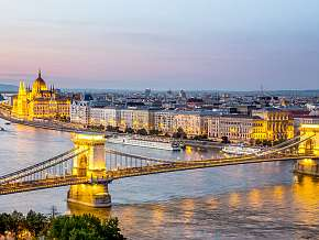 50% Maďarsko: 3 denní wellness pobyt pro DVA v hotelu…