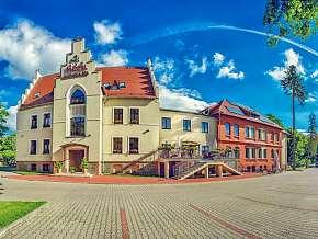 Sleva 22% - Polsko: 3-6 denní wellness pobyt pro DVA v  hotelu Niemcza SPA***s polopenzí.