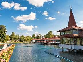 70% Maďarsko: 3-6 denní pobyt pro DVA ve Villa Karibu…