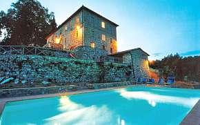 38% Itálie: 4 denní pobyt v romantickém Hotelu Villa…
