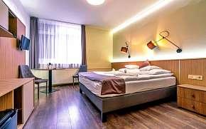 35% Maďarsko: 3-4 denní pobyt pro DVA v hotelu Amstel…