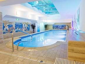 Sleva 55% - Polsko: 3 denní wellness pobyt pro DVA v hotelu St. Lukas Sanatorium & SPA, polopenze