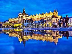 48% Polsko: 3-5 denní pobyt pro DVA v Hotelu Major***…