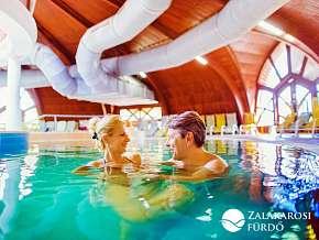 35% Maďarsko: 5 denní wellness pobyt v hotelu Park…