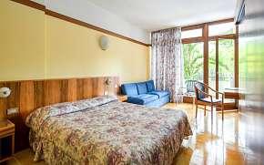 Sleva na pobyt 42% - Itálie: 4-6 denní pobyt pro 1 osobu v Hotelu Palme &…