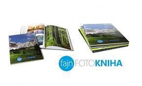 Sleva 65% - Zážitky do knížky: Kvalitní fotokniha A4 s pevnou vazbou na křídovém papíře, osobní…