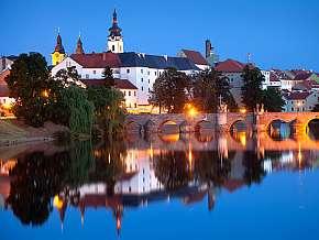 47% Jižní Čechy: 3-5 denní wellness pobyt pro DVA v…