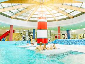 Sleva 27% - Maďarsko: 3 denní wellness pobyt v Thermal Hotelu Balance**** s polopenzí.