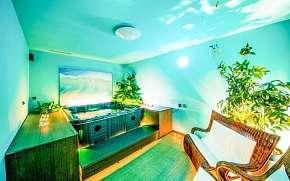 37% Praha: 3-5 denní wellness pobyt pro DVA v hotelu…