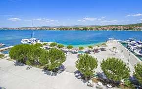 34% Chorvatsko: 3-6 denní pobyt pro DVA v Hotelu…